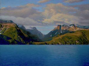 Across the Lynn Canal - Donna Catotti